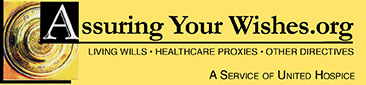 Assuring Your Wishes Logo